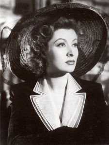 Greer Garson in 'Random Harvest' (1942). Source: thefoxling, Flickr.