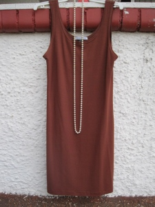 Charmaine Reveley slip ($40) – Charmaine Reveley Outlet Store, 9 Dowling Street, Level Two, Dunedin (works especially well under lace dresses and comes in a variety of colours)