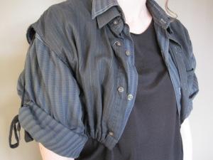 NOM*d double shirt jacket (AW08)
