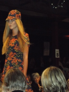 Battle Frock in Orange Poppy