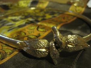 Vintage duck belt.