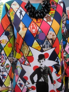 Charlie Chaplin is hard to miss but how many other icons can you spot?