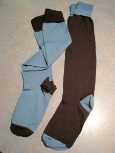 NOM*d socks ($5 a pair) – from iD Di Lusso Designer Sale