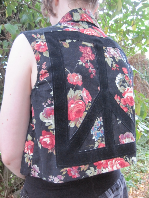 Undone vest ($50) – Slick Willy's, 323 George Street