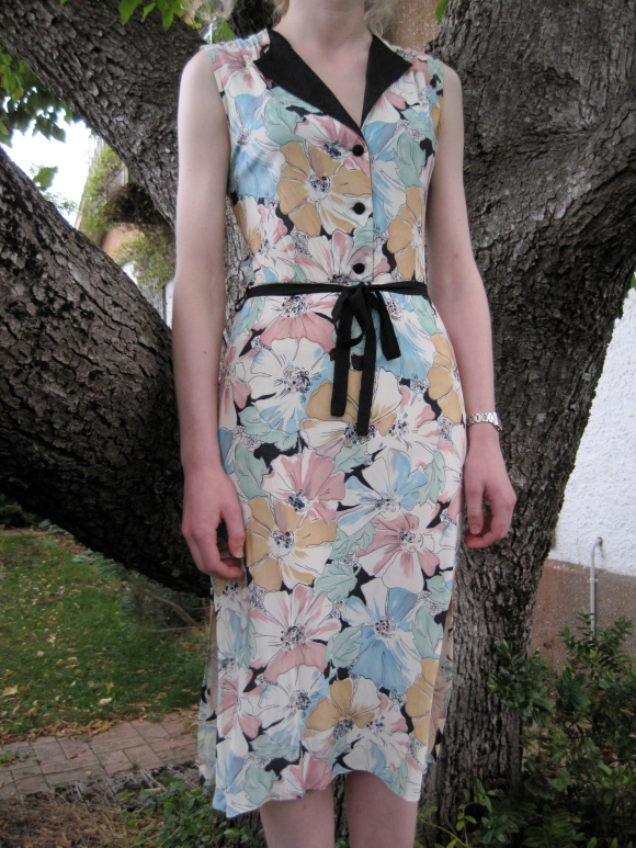 70s does 40s dress ($35) – The Modern Miss, 21 Moray Place