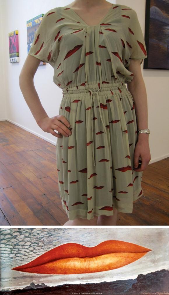 Kate Sylvester dress