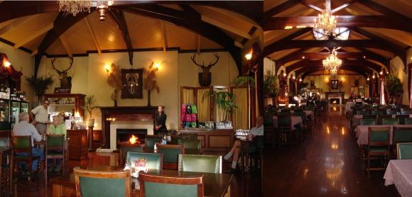 Larnach Castle Ballroom