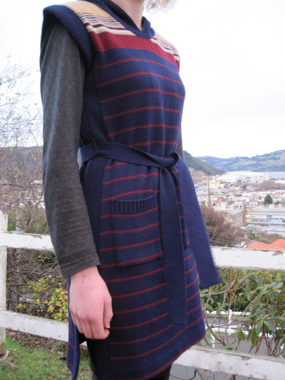 Wool dress from Most Wanted Vintage ($30)