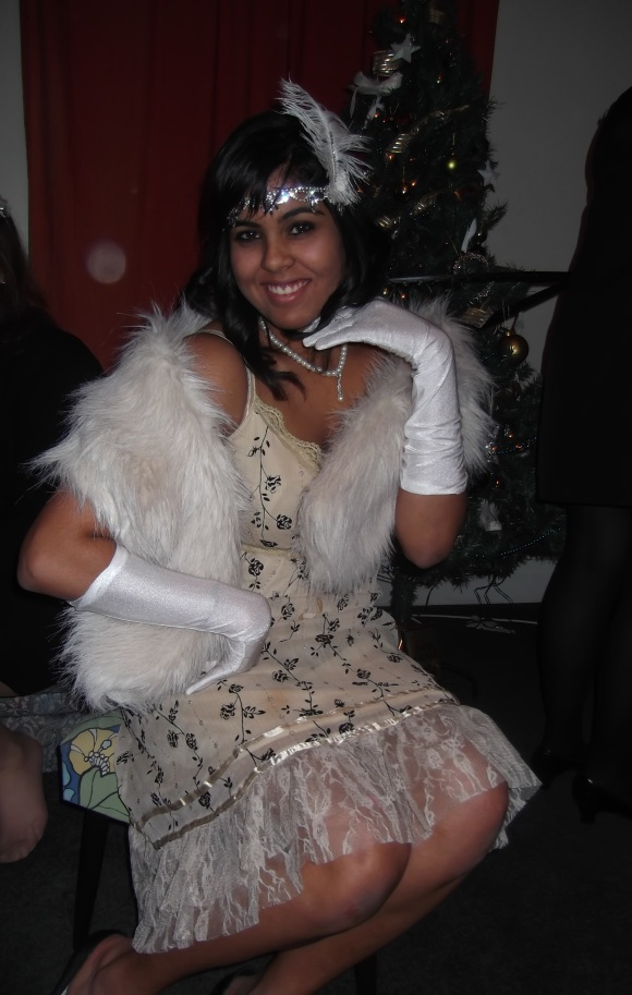 Shika is Mae West