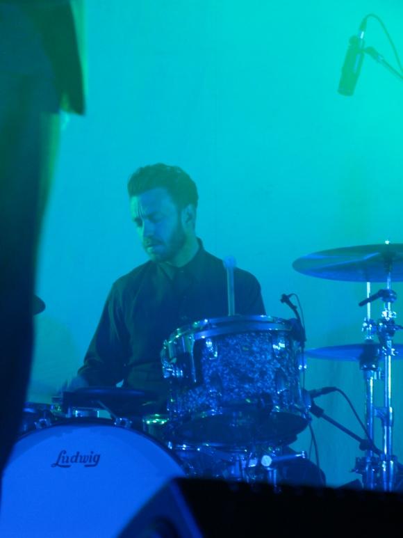 Raife Burchell, drummer