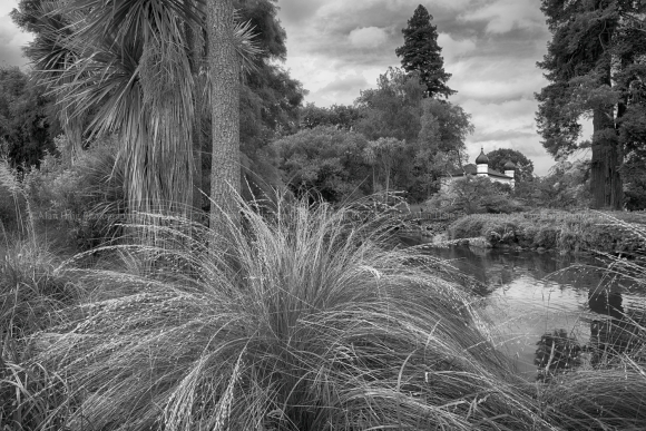 The Sound Shell, Dunedin Botanic Garden