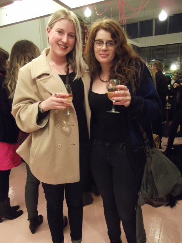 Vanessa and Elisha
