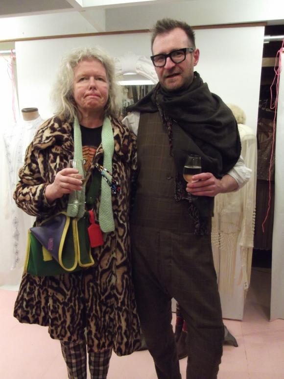 Judy and Gilbert