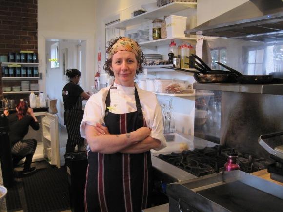 Alison in 'Delicacy by Alison Lambert'