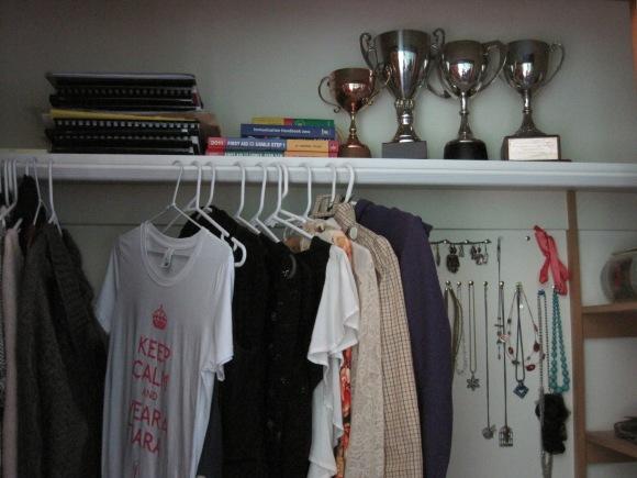 Deb's wardrobe