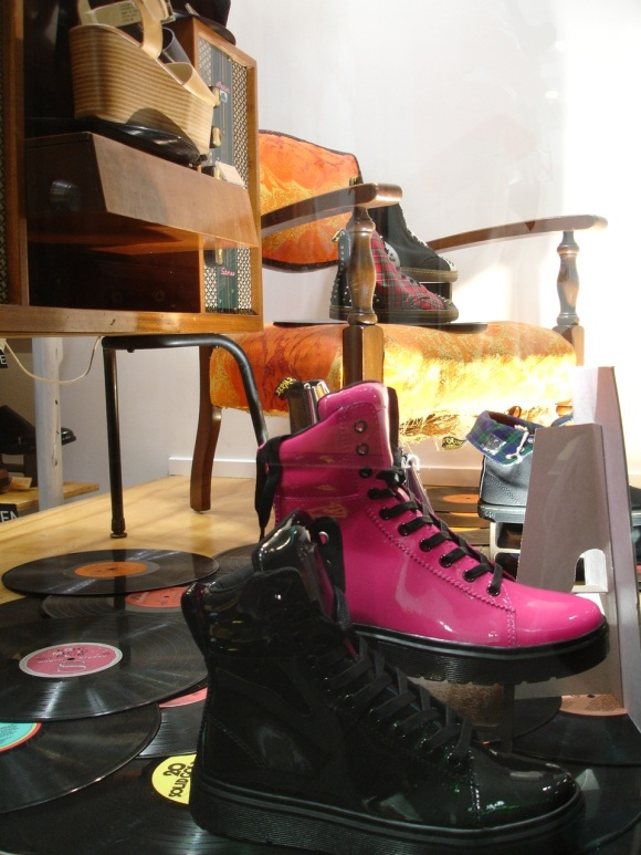 Latest Dr Martens in the Wildpair window