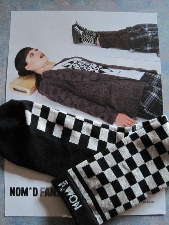 NOM*d socks ($28) – Plume (310 George Street).