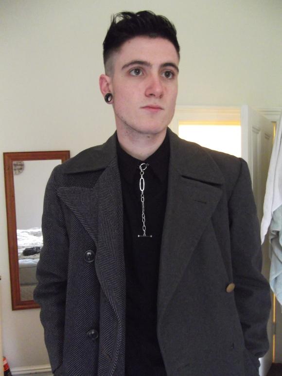 Clarion coat detail