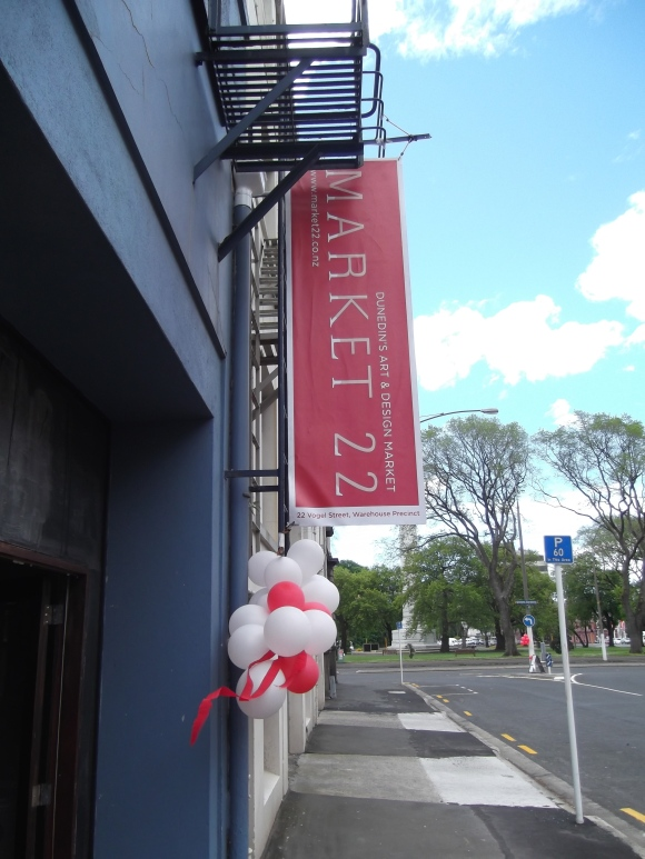 Market 22 at 22 Vogel Street