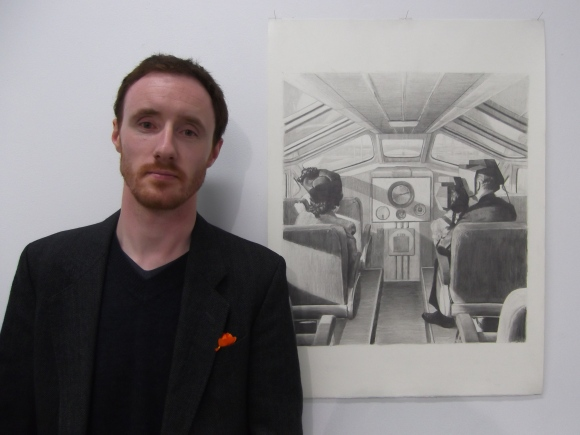 Philip Madill with Untitled (14)