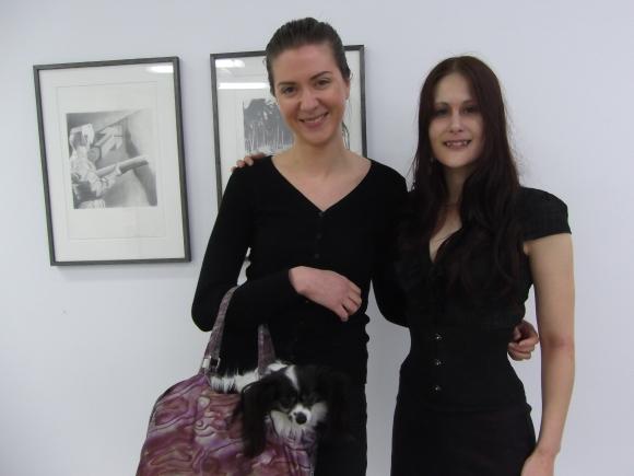 Vivian, Gretel and Amaryllis of Jura with Untitled (12)