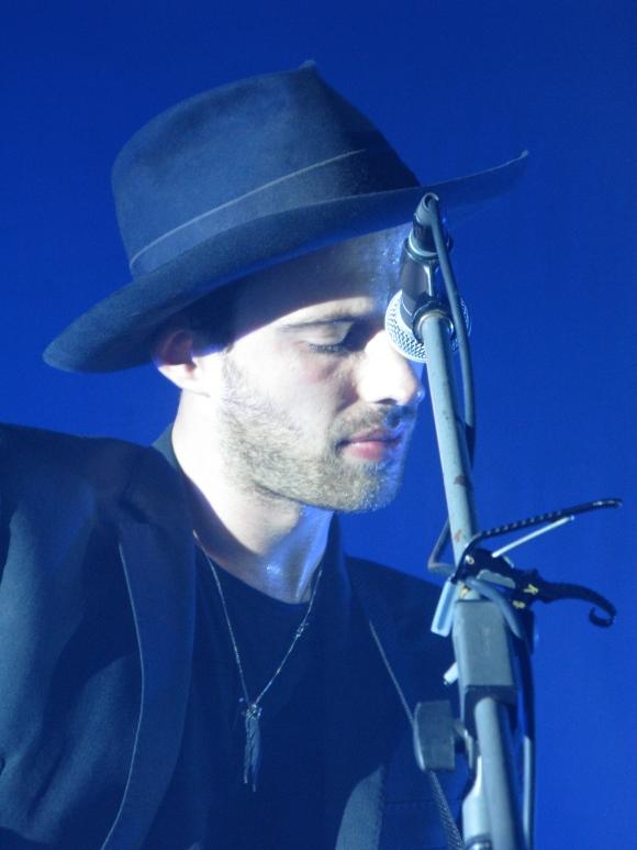 Finn Andrews at Sammy's (19 July 2013)