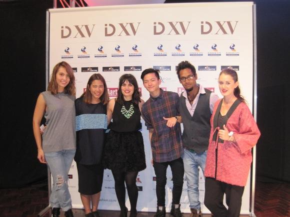 Congratulations! From left: Anna-Marie Gruber, Mook Attakanwong, Alanna Barca, Chin Hau Tay, Vaibhav Singh, Lucilla Gray.