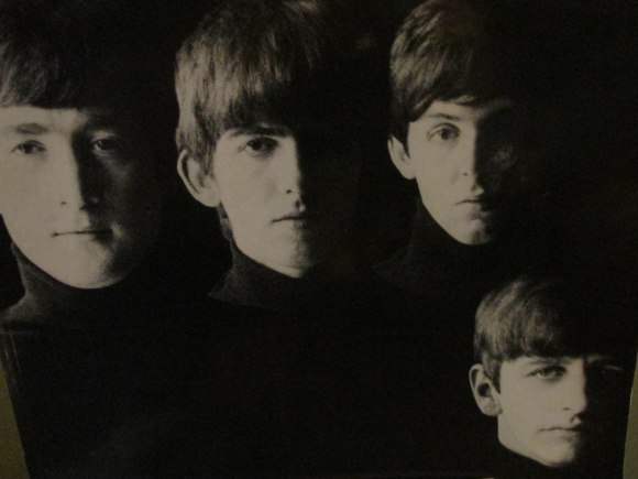 Poster of the Fab Four
