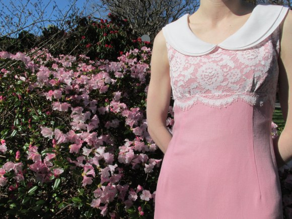 'Pretty in pink' dress from Finders Keepers Boutique