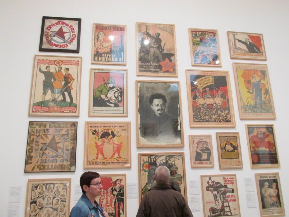 Russian Revolutionary posters at Tate Modern