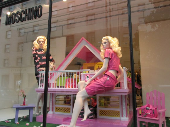 Barbie Collection by Moschino, Mayfair