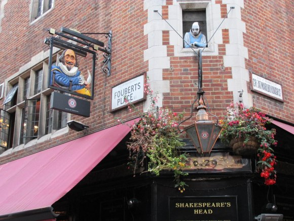 Shakespeare's Head, Soho
