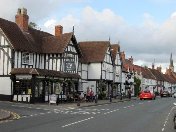 High Street, Henley-in-Arden, Warwickshire