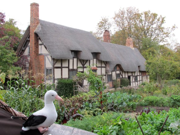 Anne Hathaway's Cottage, Stratford-upon-Avon