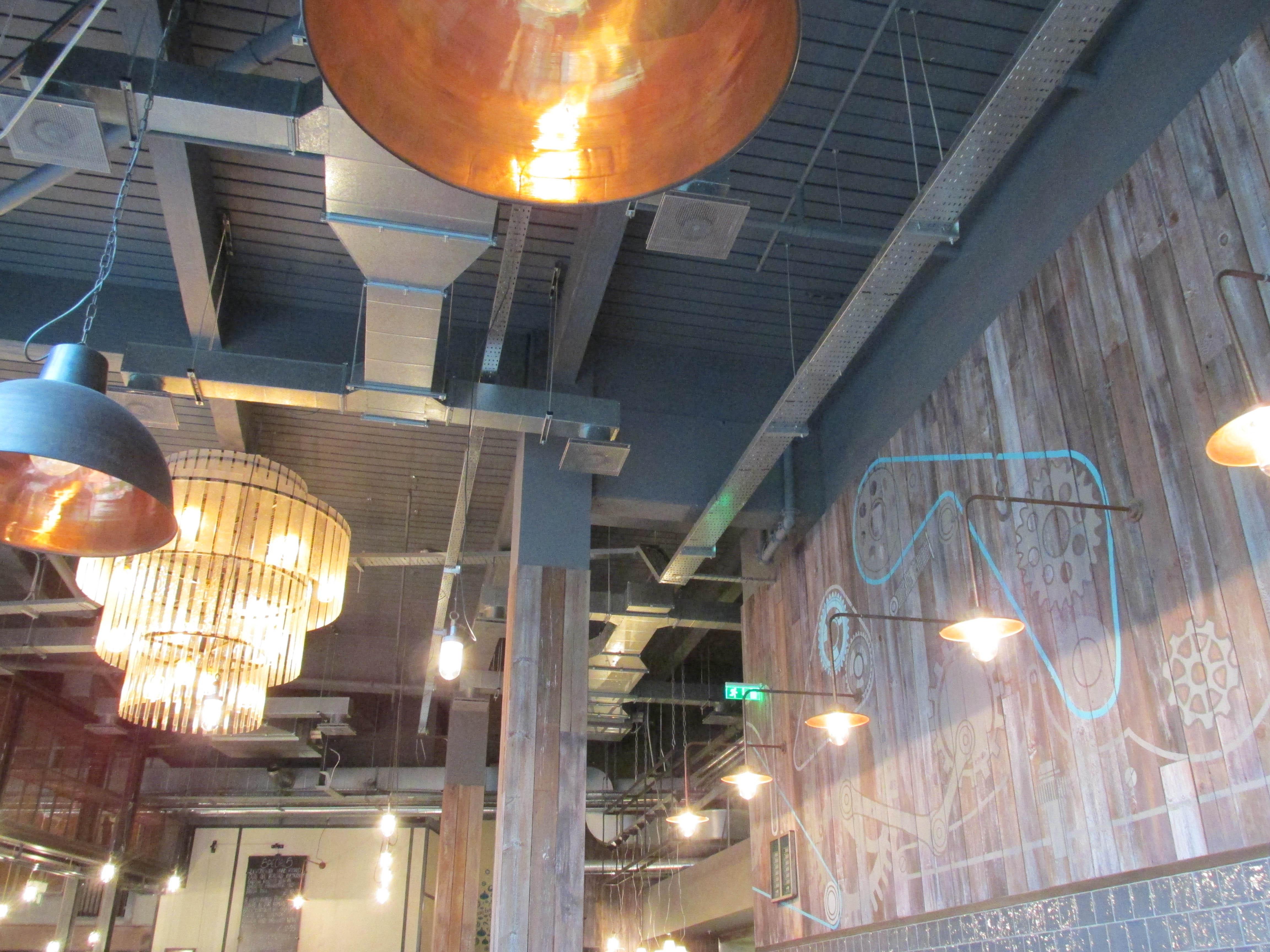 Sacred Cafe Ganton Street