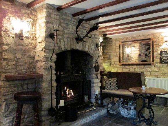 The Tite Inn, Chadlington, Oxfordshire (the Prime Minister's local)