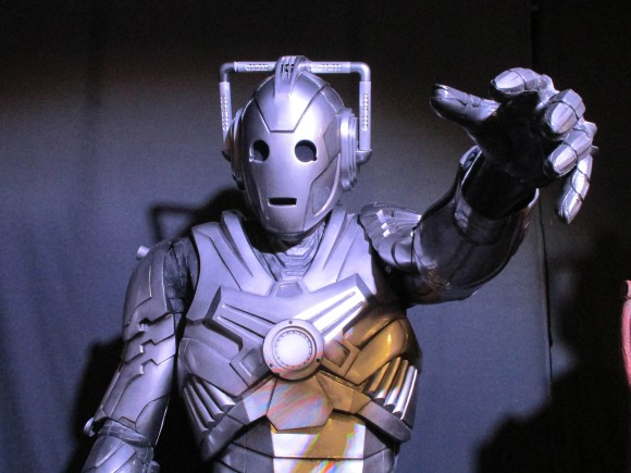 Cyberman, The Doctor Who Experience, Cardiff