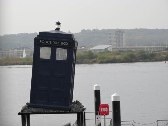 TARDIS, Cardiff Bay
