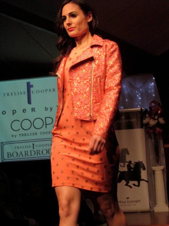 'Savage Garden' jacket by Trelise Cooper