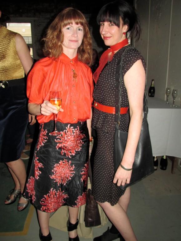Dallas and Emmanuelle