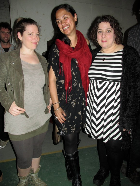 Jasmine, Marama and Tania