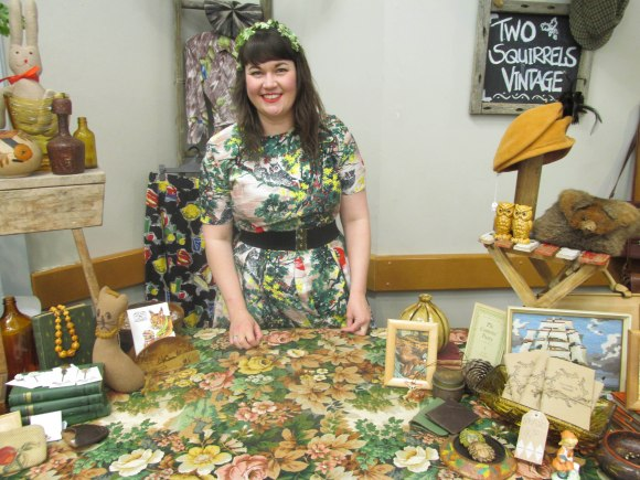 Vanessa of 'Two Squirrels Vintage'