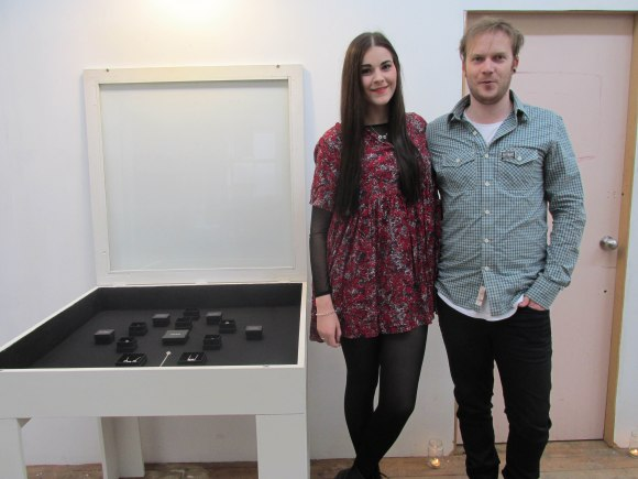 Rebecca Scarlett and Daniel Shea