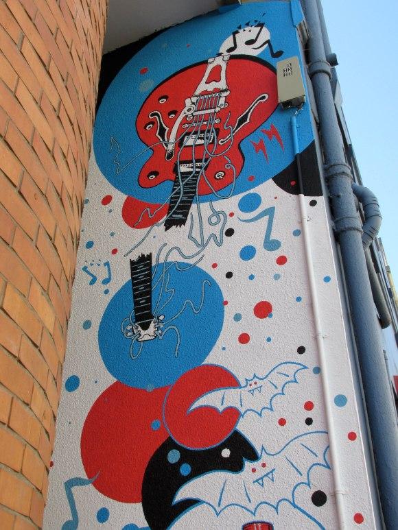 Vogel Street (by Sam Ovens, Dunedin)