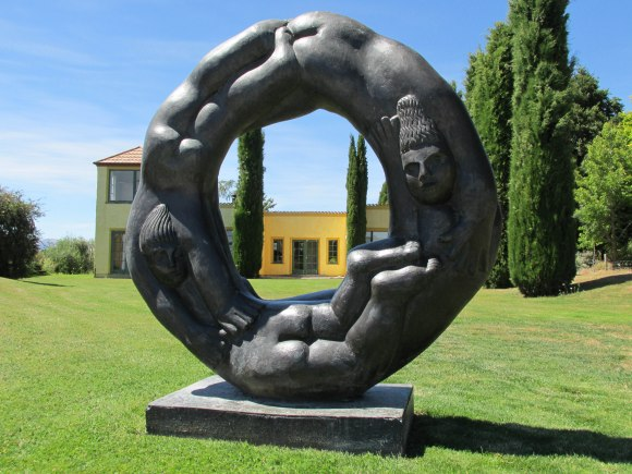 'Encircling the Baroque' by Llew Summers, Bistro Gentil