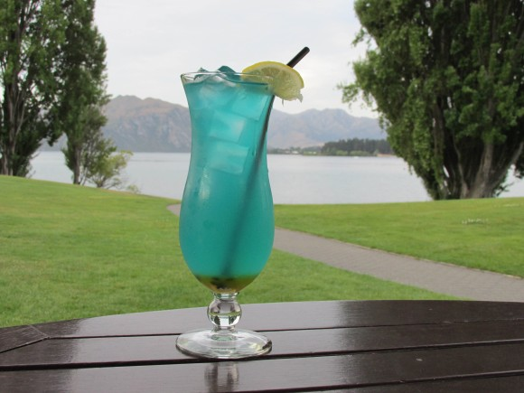 Blue Lagoon, Edgewater Resort Restaurant