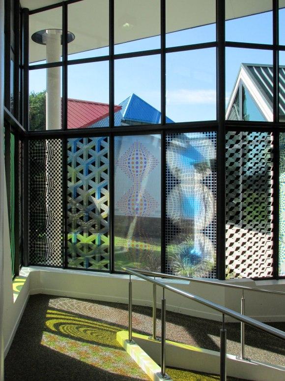 Sculptillusion Gallery at Stuart Landsborough's Puzzling World