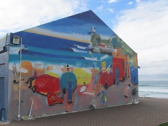 St Clair street art