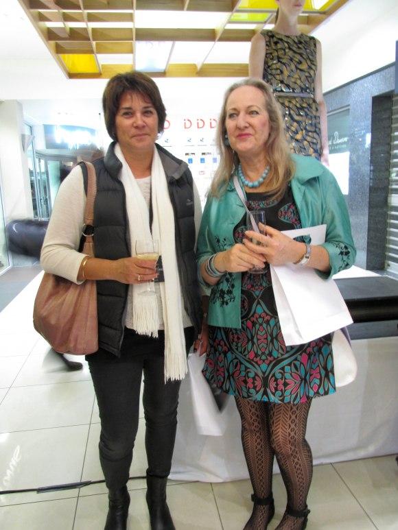 Keri and Tina