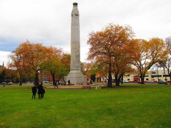 Cenotaph, Queens Gardens